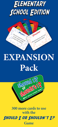 Should I? or Shouldn't I? Primary School Expansion Pack