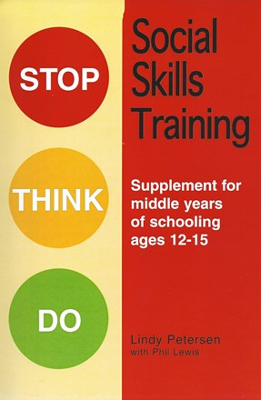 Stop Think Do: Social Skills Training for ages 12-15