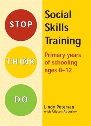 Stop Think Do: Social Skills Training for ages 8-12