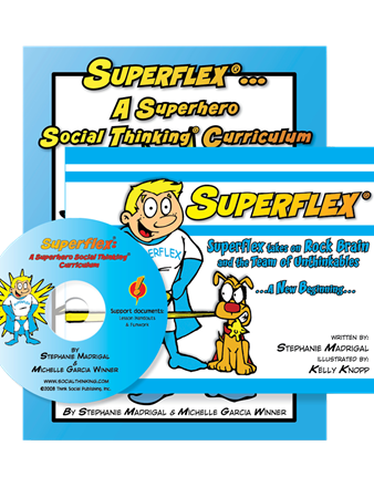 Superflex® A Superhero Social Thinking Curriculum *SECONDS*