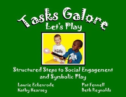Tasks Galore: Book 4 (Green): Let's Play
