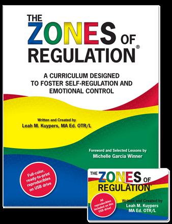 The Zones of Regulation *SECONDS*
