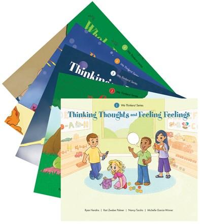 We Thinkers! Volume 1 - Five Storybook Set
