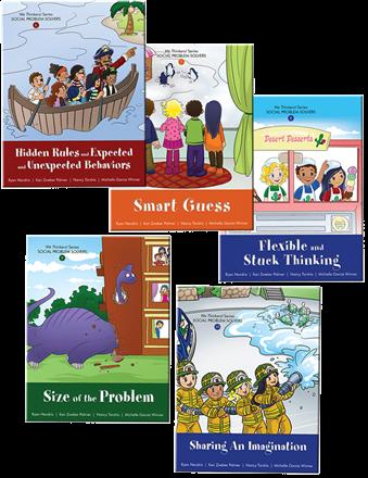 We Thinkers! Volume 2 - Five Storybook Set