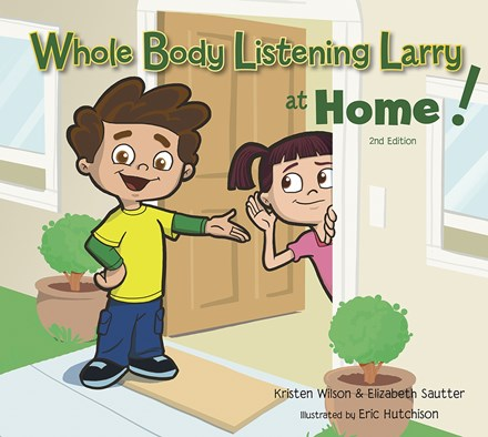 Whole Body Listening Larry at Home *SECONDS*