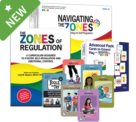 Get Started for Tweens & Teens Bundle | The Zones of Regulation Series