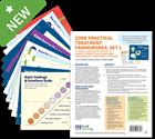 Social Thinking Frameworks Collection |Core Practical Treatment Frameworks Set 1