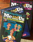 Thinking About Me and Us: Set (Book 1, 2 and 3)