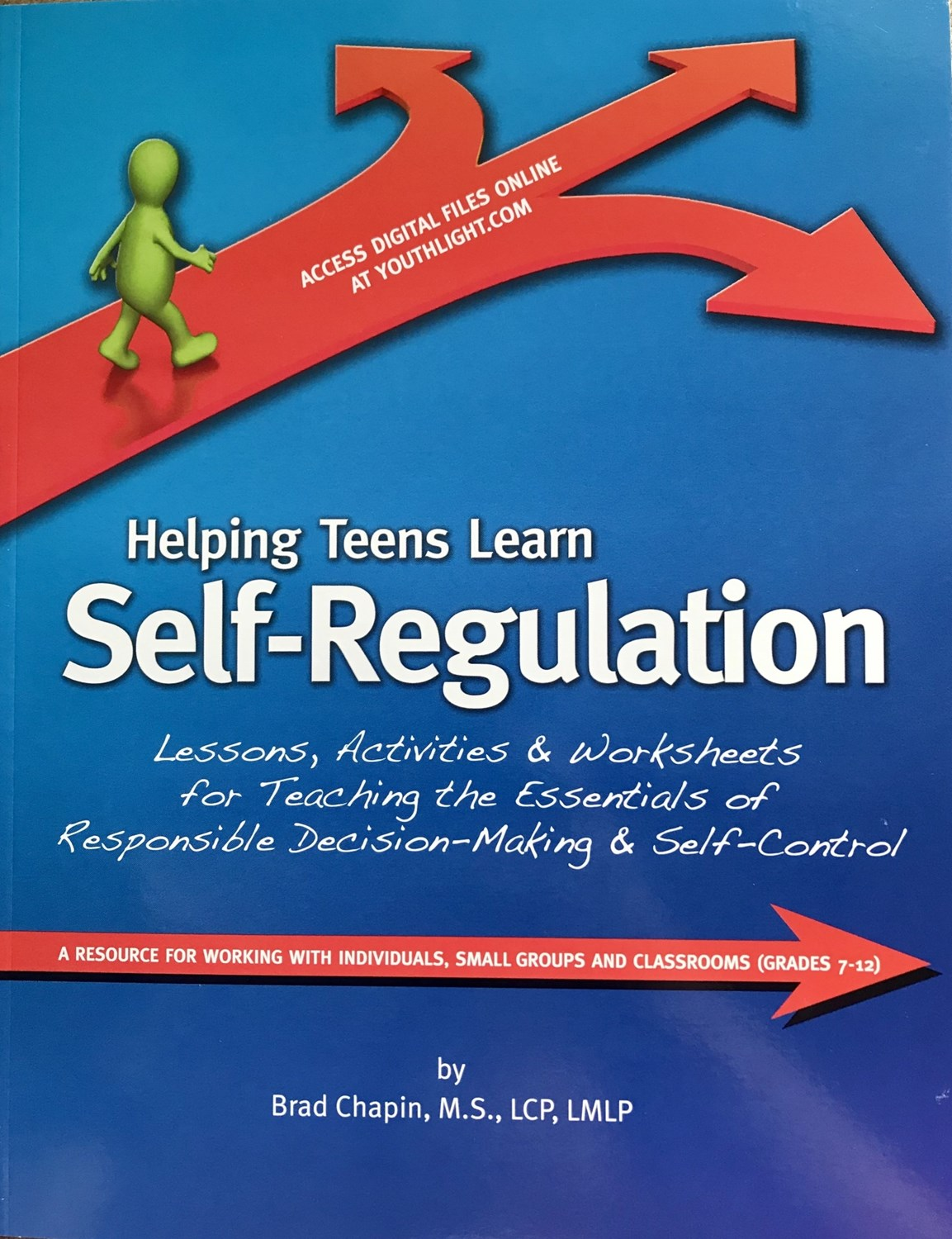 Helping Teens Learn Self Regulation With Cd