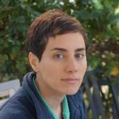 Image result for Maryam Mirzakhani