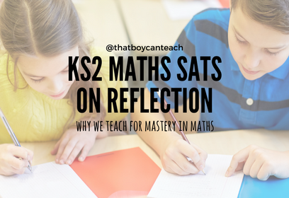 Ks2 maths sats