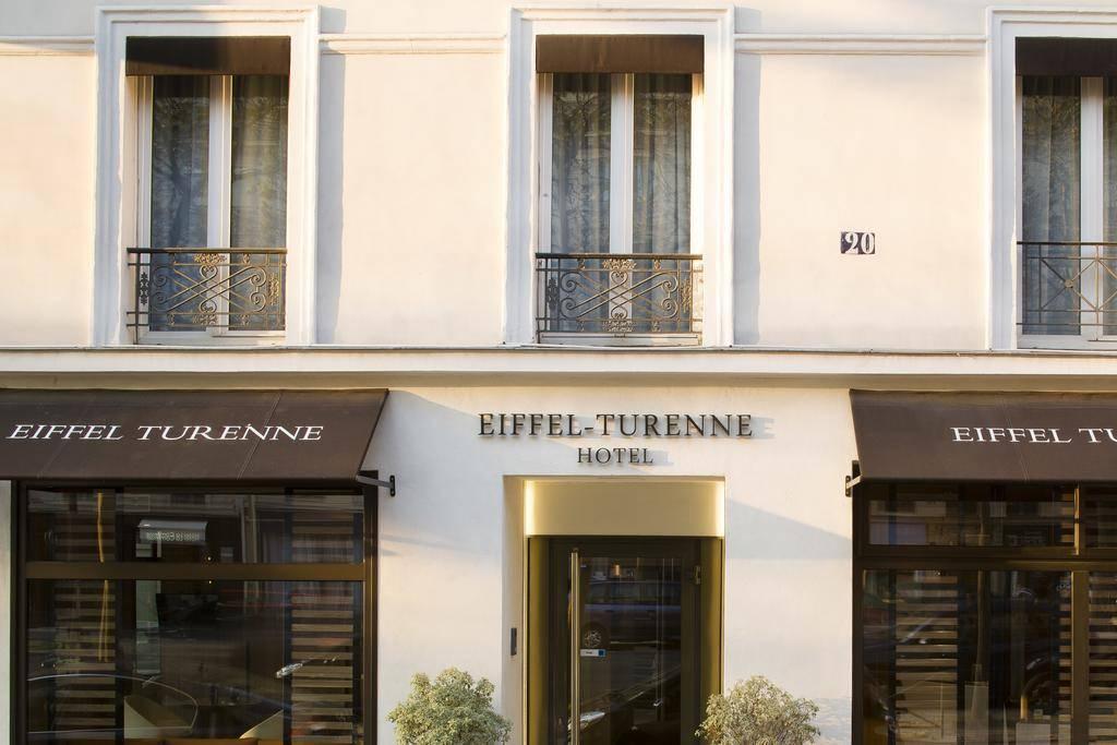 Hotel Eiffel Turenne I Official Site I Paris 7th