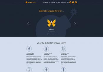 Wordcrafts Website