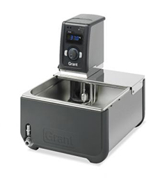 Steel Heated Circulating Baths with TC120 Circulator