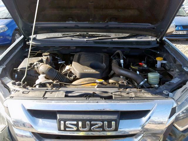 View Auto part Engine ISUZU D-MAX 2017