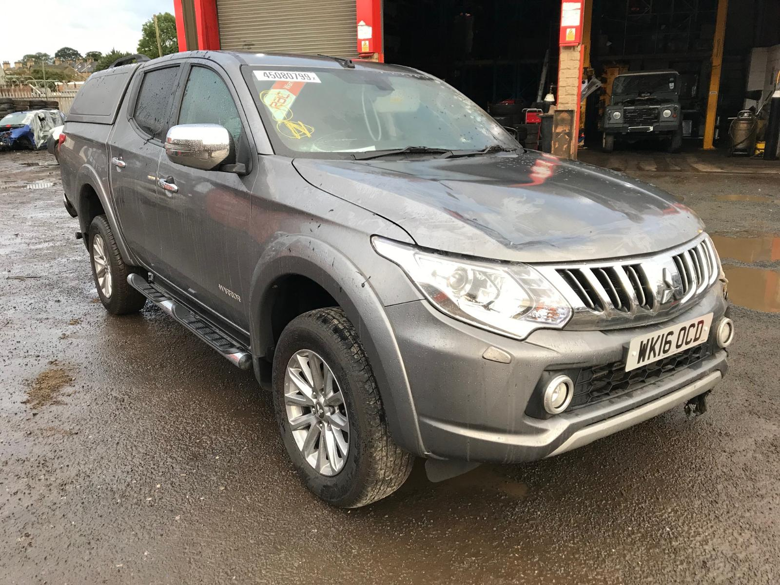 Image for a 2016 MITSUBISHI L200 2.4 Diesel  Engine