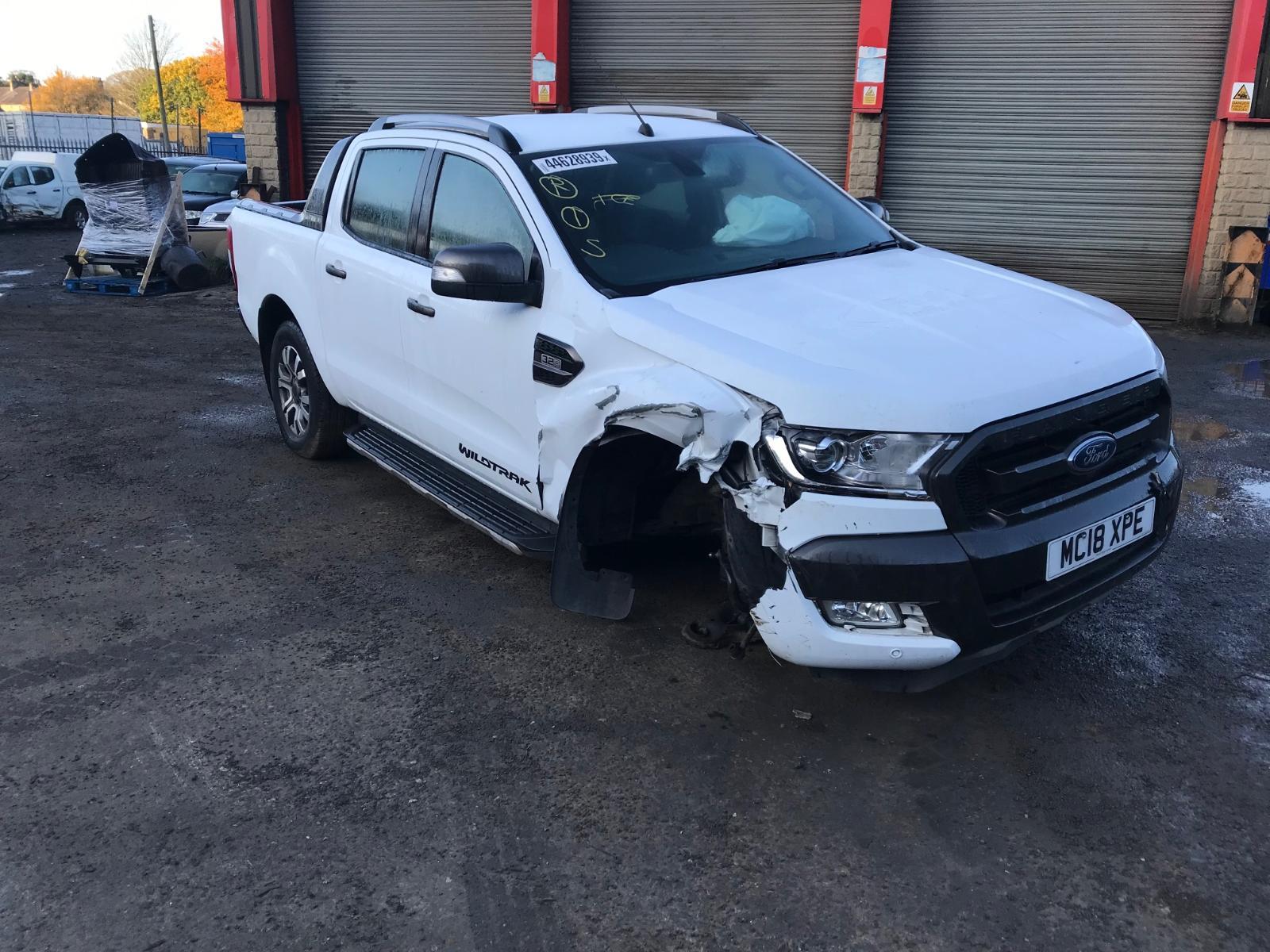 Image for a FORD RANGER 2018 4 Door Pickup