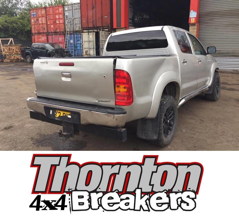 Image for a TOYOTA HILUX 2011 4 Door Pickup