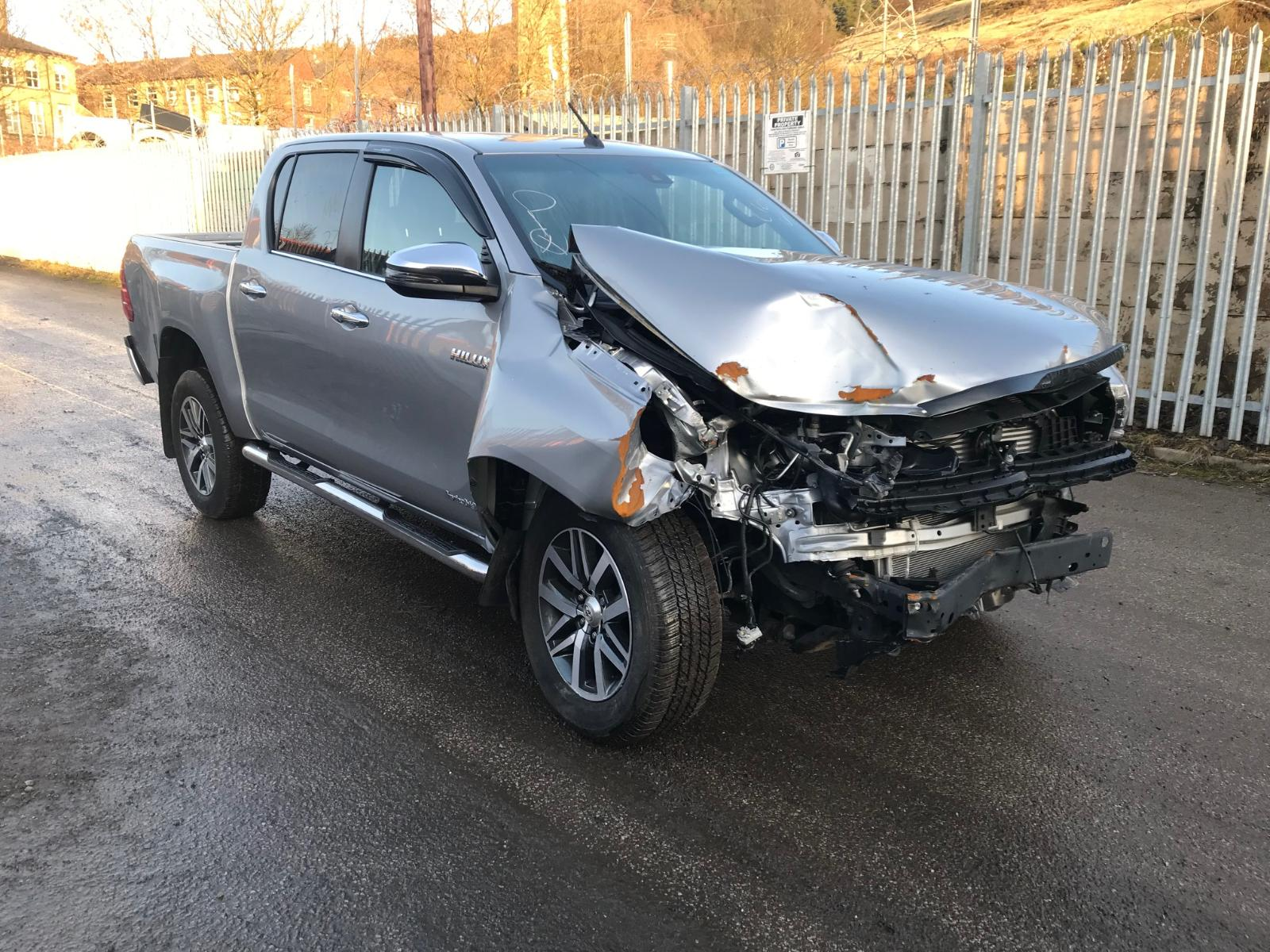 Image for a 2018 TOYOTA HILUX 2.4 Diesel  Engine