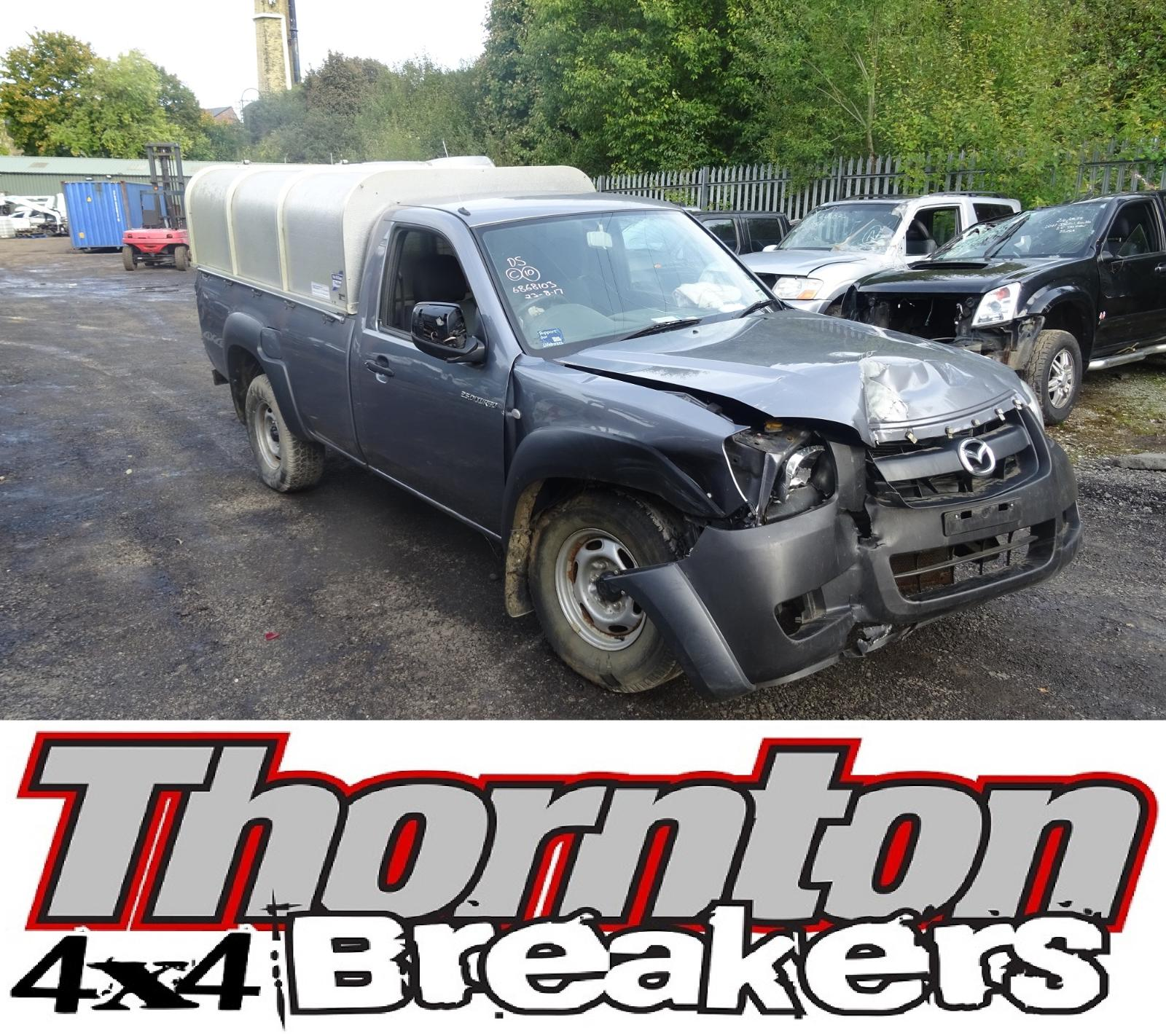 Image for a MAZDA BT50 2008 Unknown Pickup