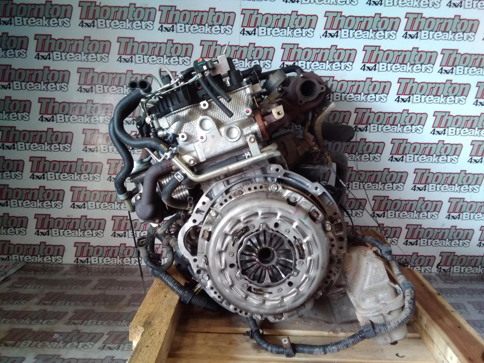 Image for a 2015 MITSUBISHI L200 2.4 Diesel  Engine