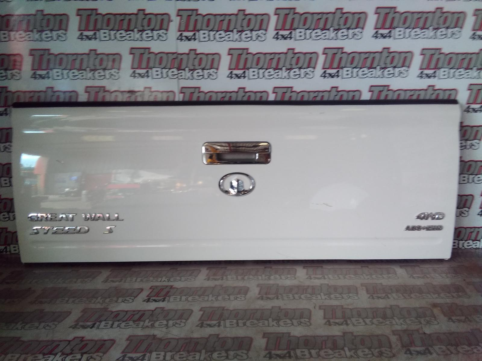 View Auto part Bootlid/Tailgate GREAT WALL MOTORS STEED 2013