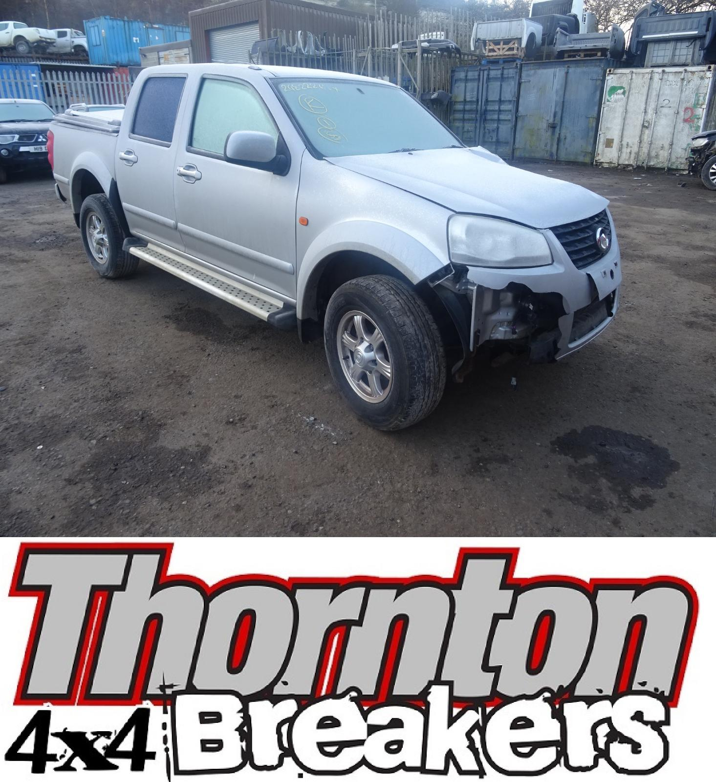 Image for a GREAT WALL MOTORS STEED 2013 4 Door Pickup