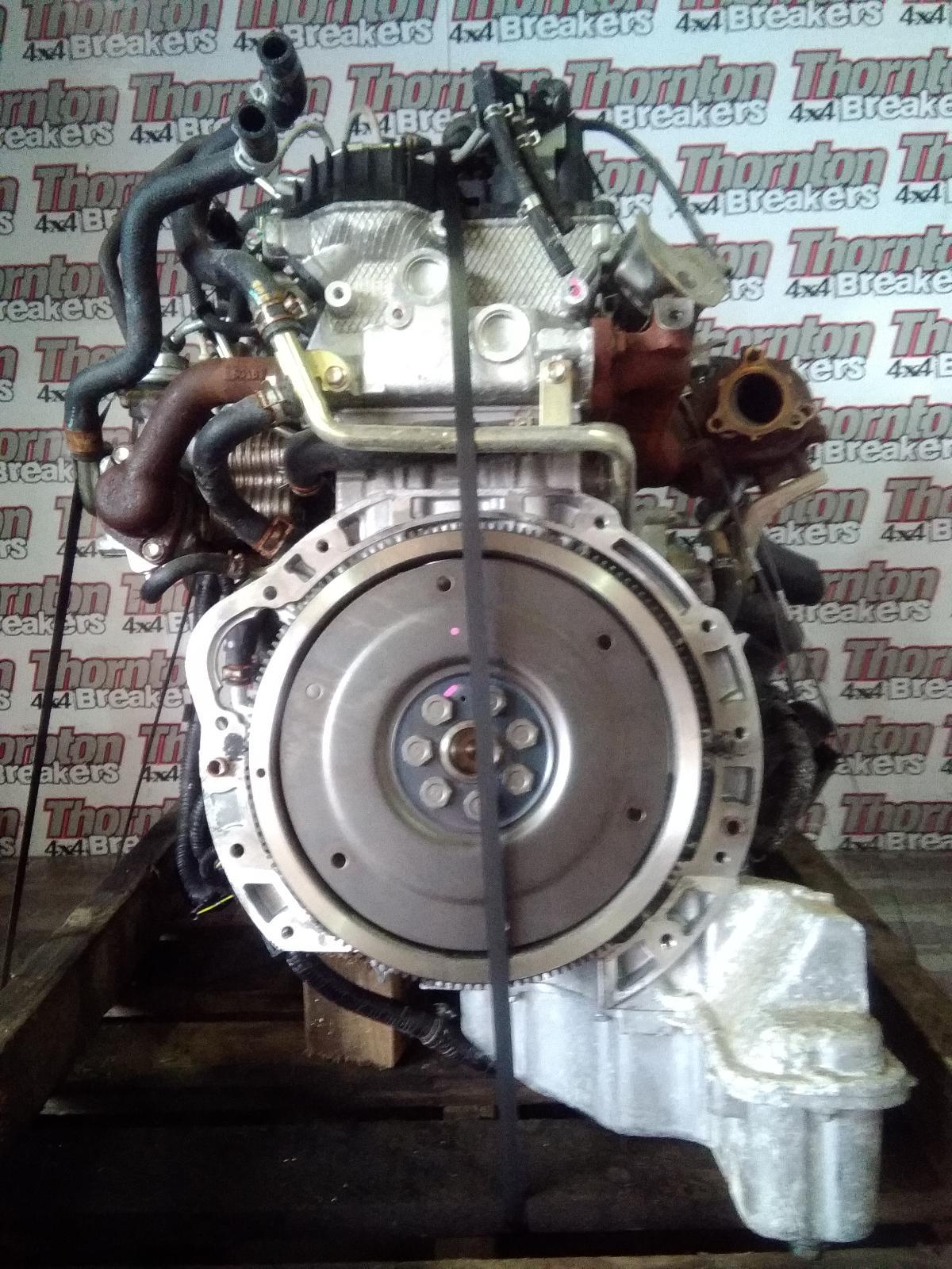 Image for a 2016 MITSUBISHI L200    Engine