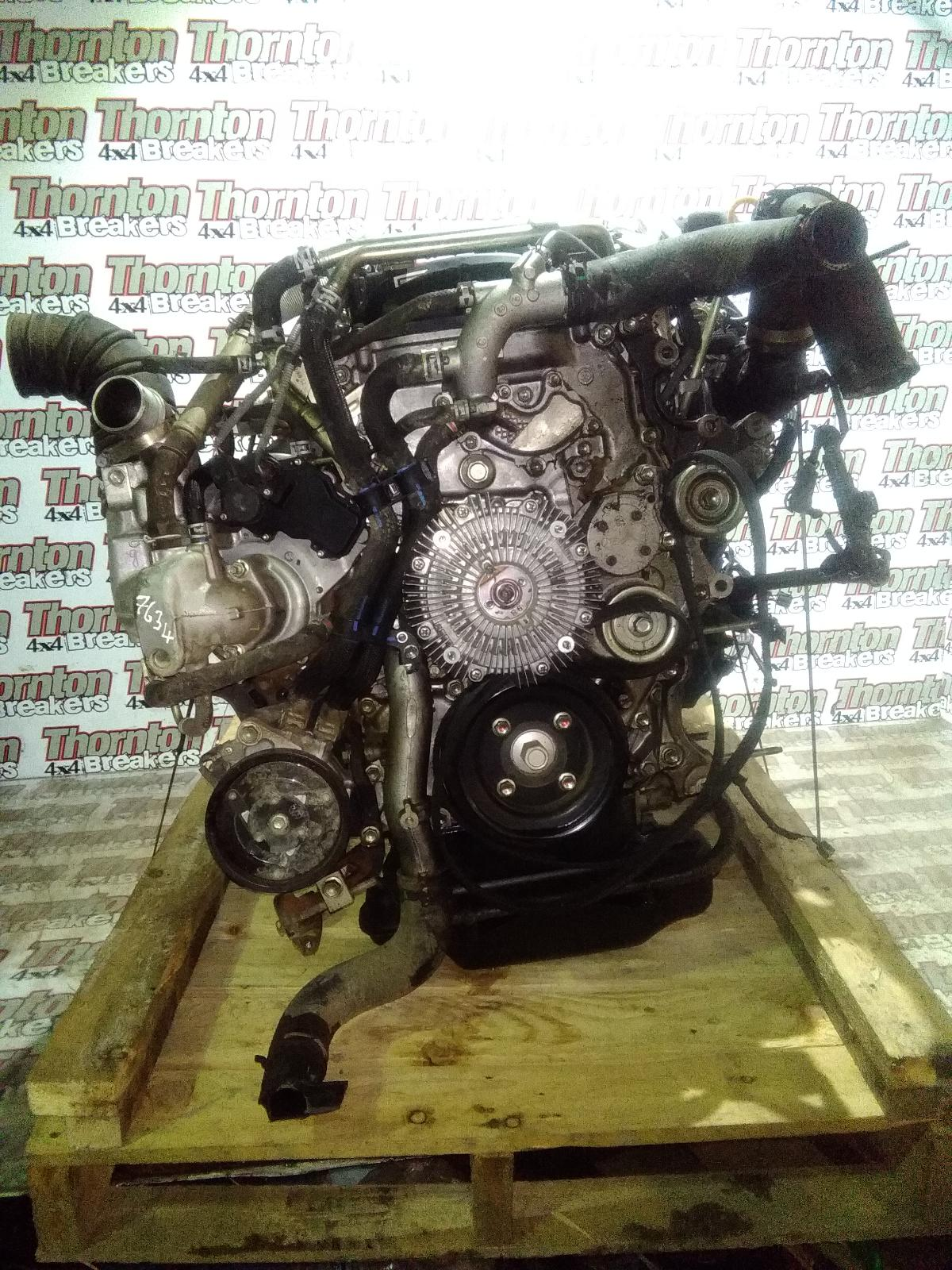 Image for a 2017 TOYOTA HILUX 2.4 Diesel  Engine