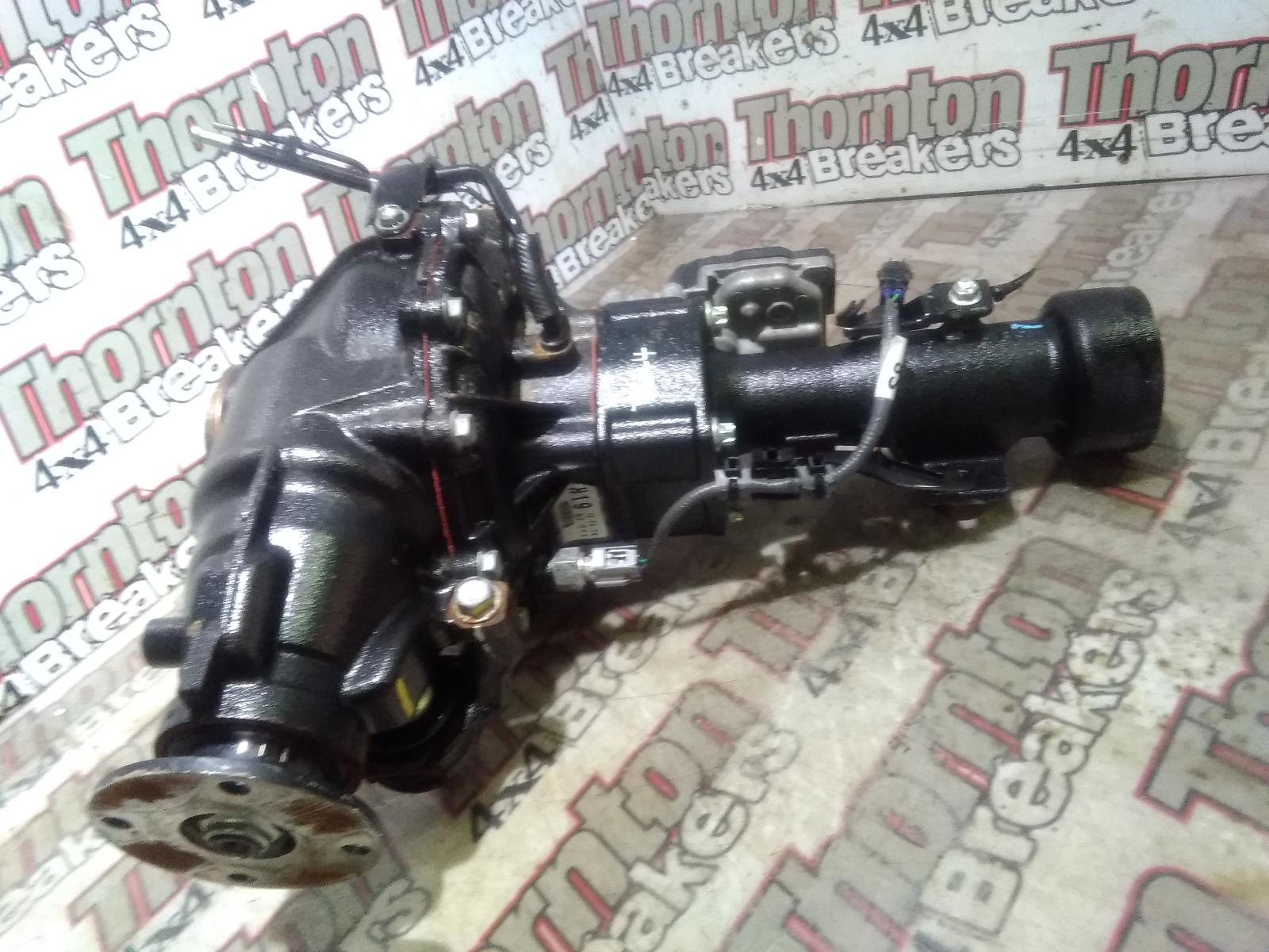 View Auto part Differential Assembly TOYOTA HILUX 2017