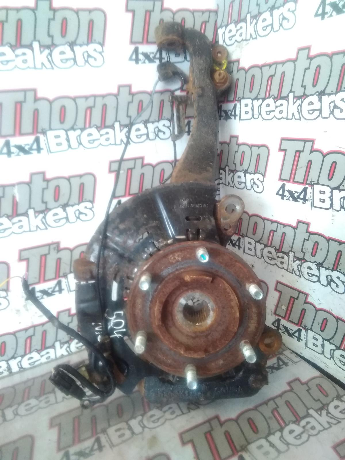 View Auto part LF Hub/Stub Axle Assembly FORD RANGER 2016