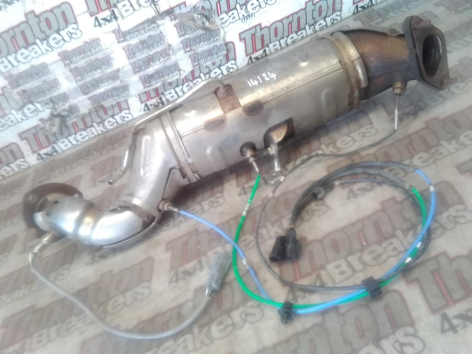 View Auto part DPF FORD RANGER 2017