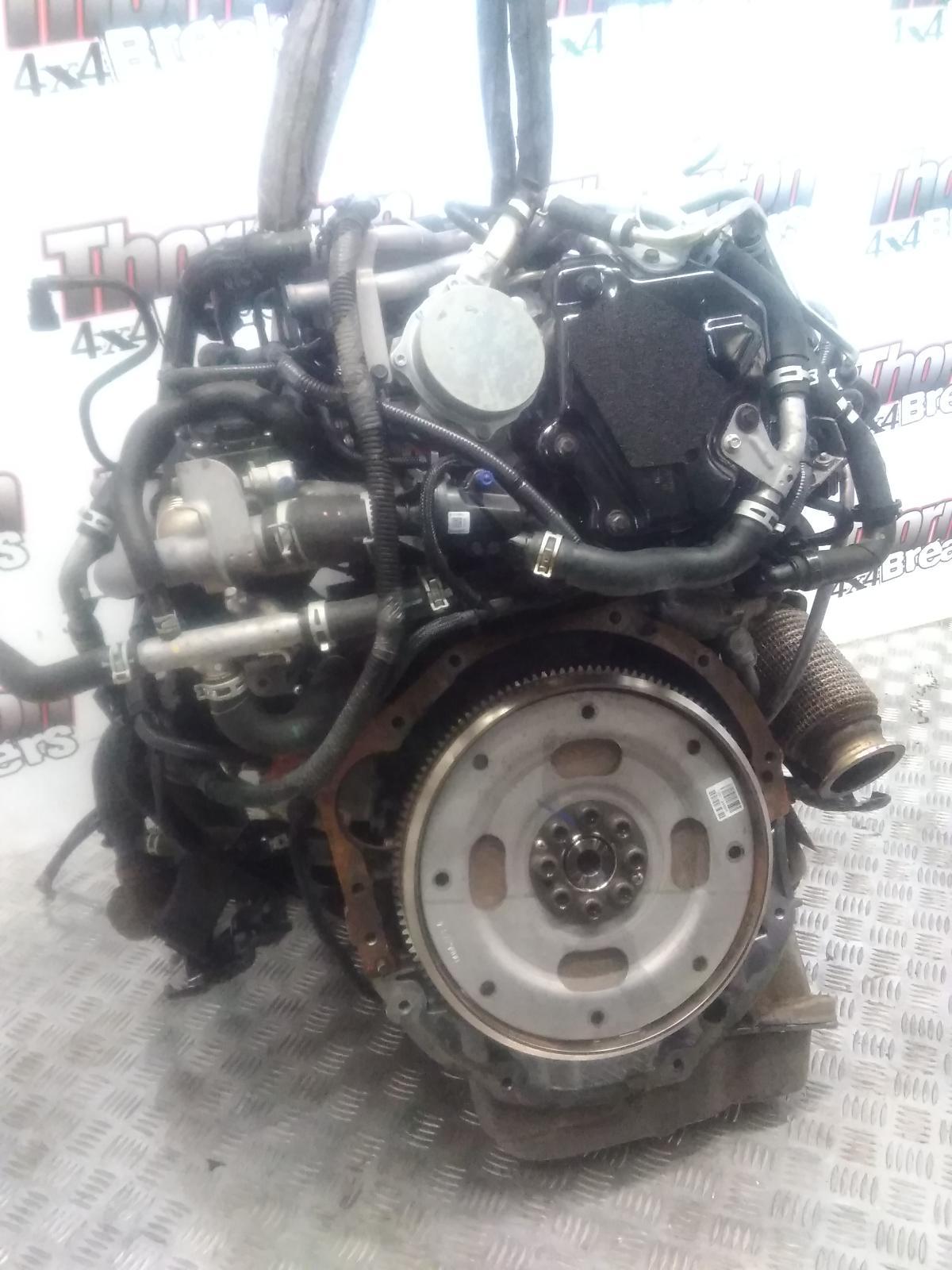 Image for a 2017 NISSAN NAVARA 2.3 Diesel YS23 Engine
