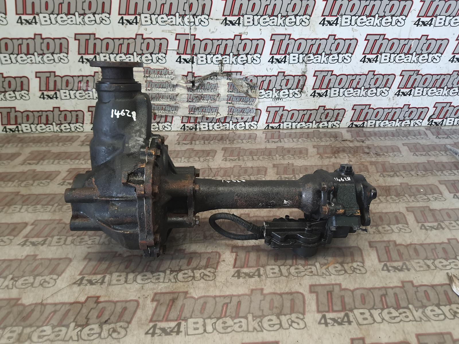 View Auto part Differential Assembly GREAT WALL MOTORS STEED 2014