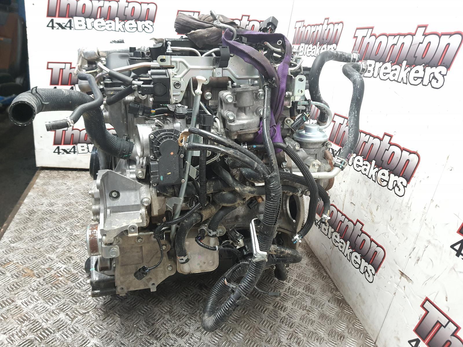 View Auto part Engine MITSUBISHI L200 2019