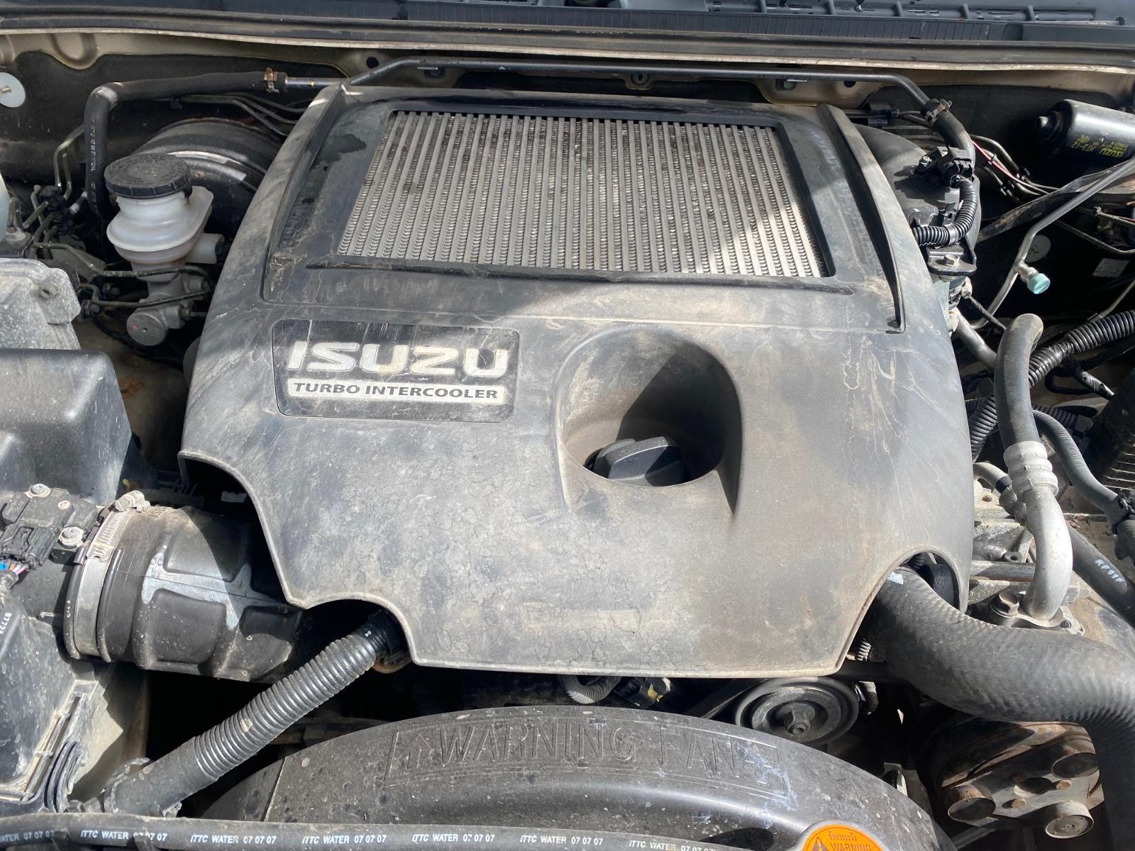 View Auto part Engine ISUZU RODEO 2008