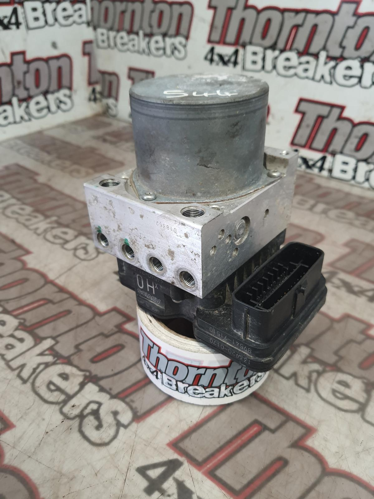View Auto part ABS Pump/Modulator TOYOTA HILUX 2017