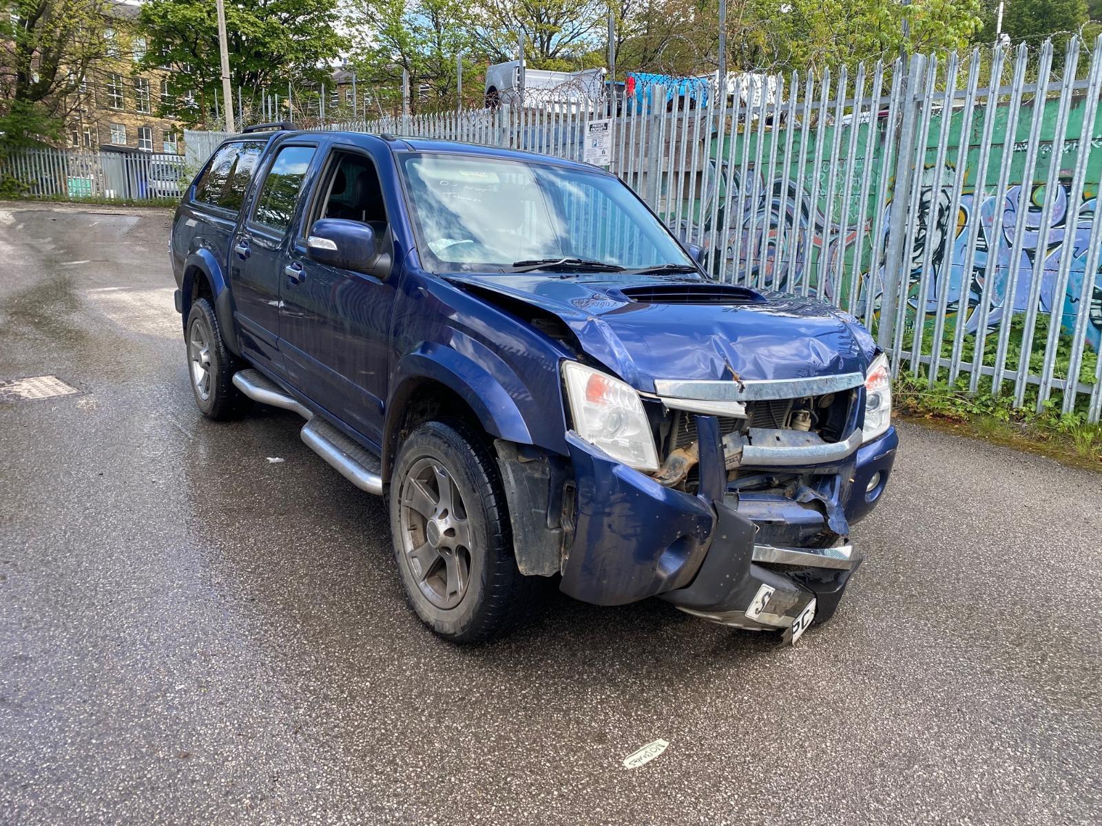 Image for a ISUZU RODEO 2008 4 Door Pickup