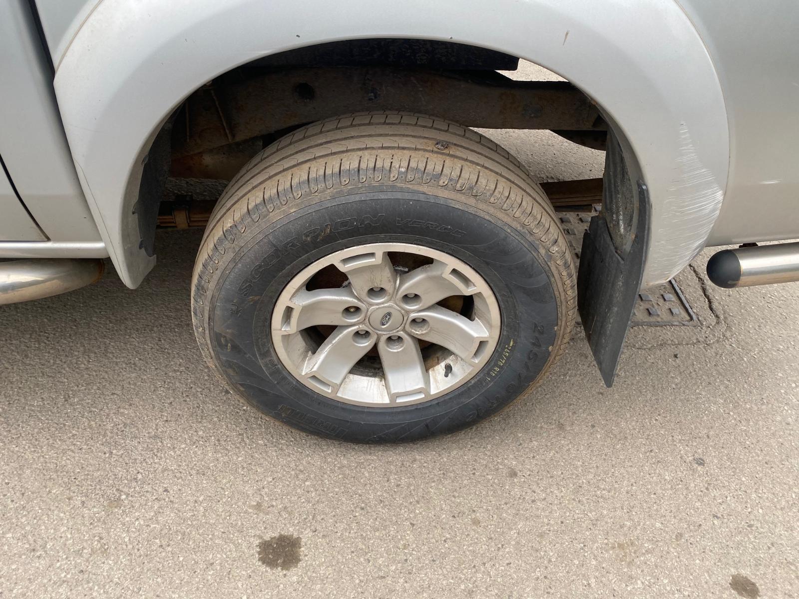View FORD RANGER 2011 4 Door Pickup