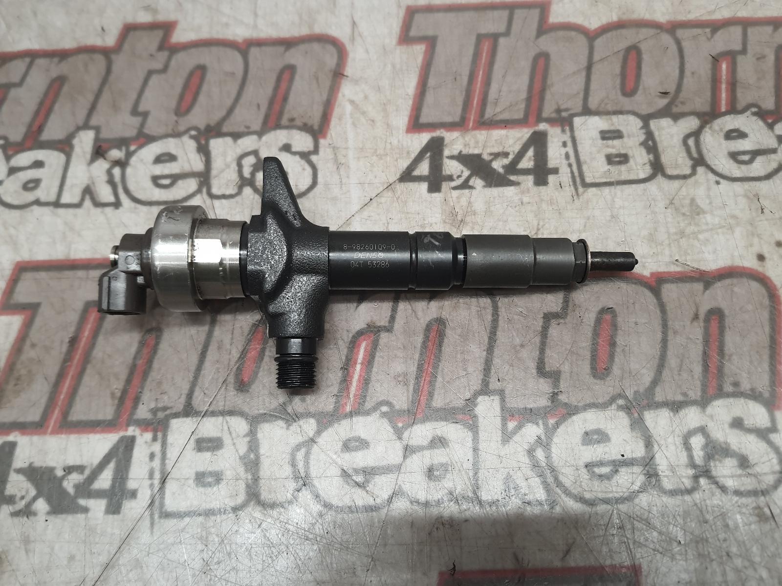 View Auto part Fuel Injector ISUZU D-MAX 2015