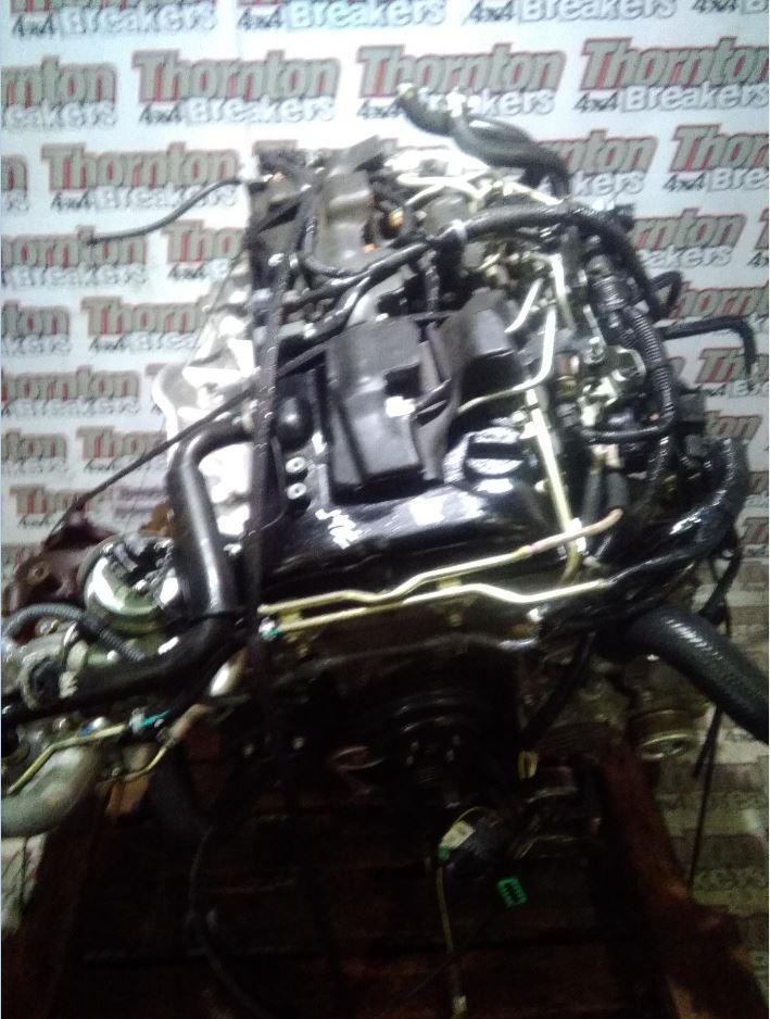 Image for a 2018 MITSUBISHI L200    Engine