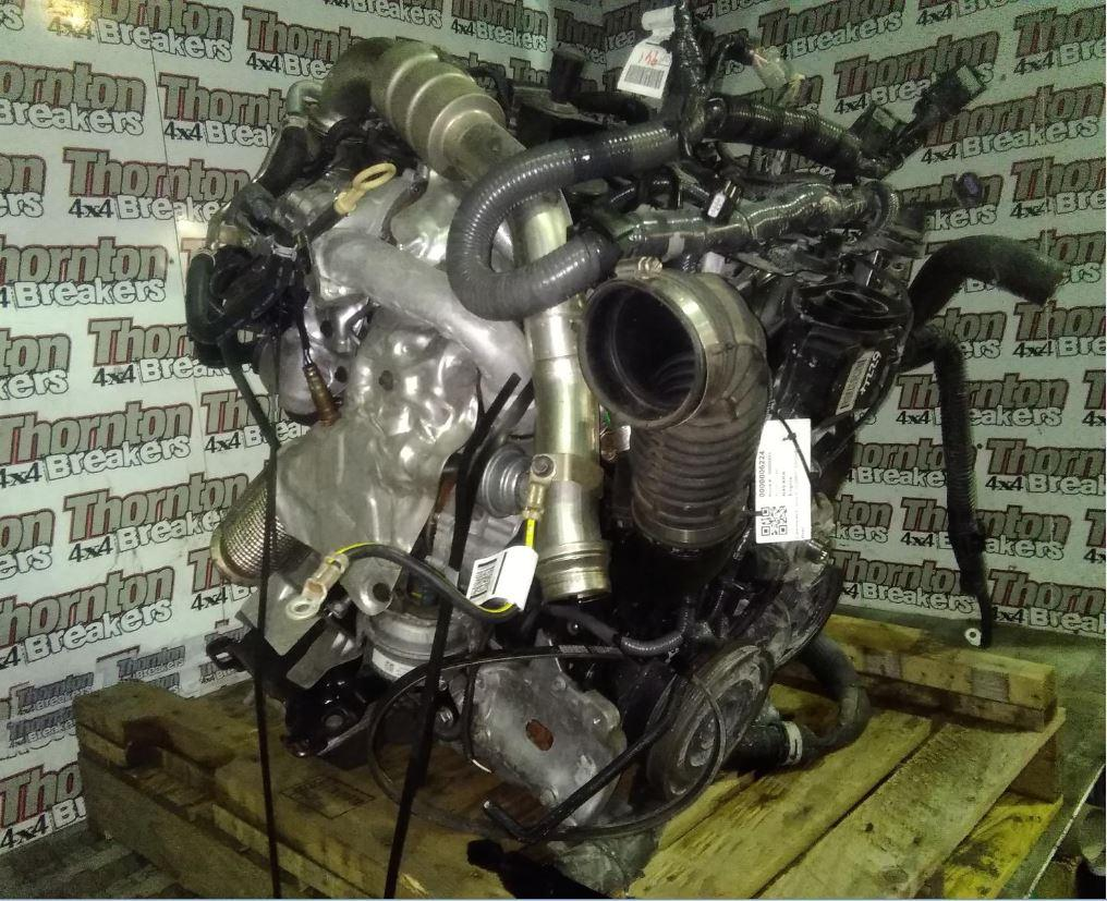 Image for a 2017 NISSAN NAVARA    Engine