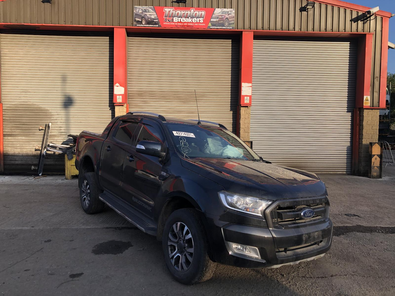 Image for a FORD RANGER 2017 4 Door Pickup