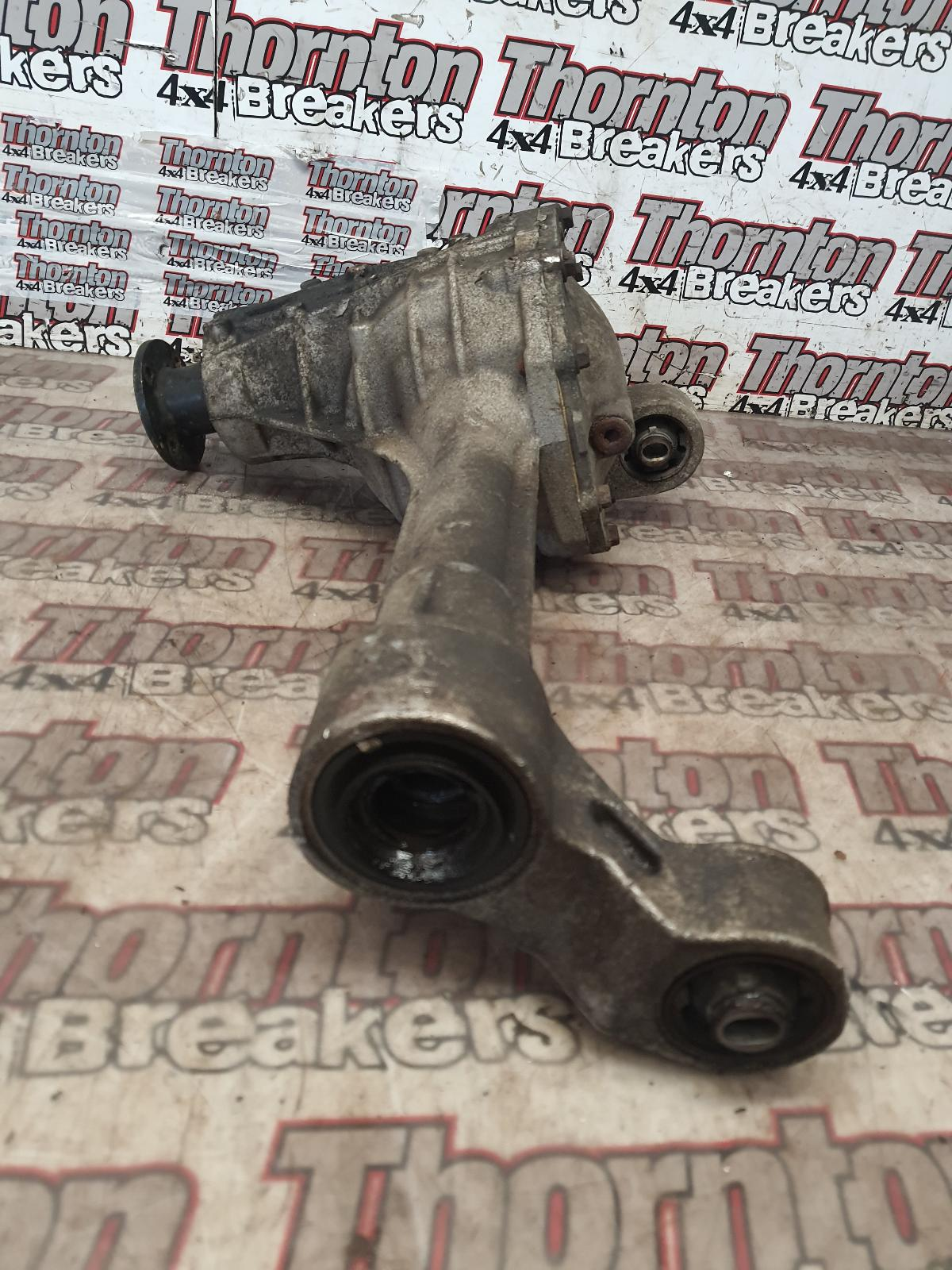 View Auto part Differential Assembly NISSAN NAVARA 2008