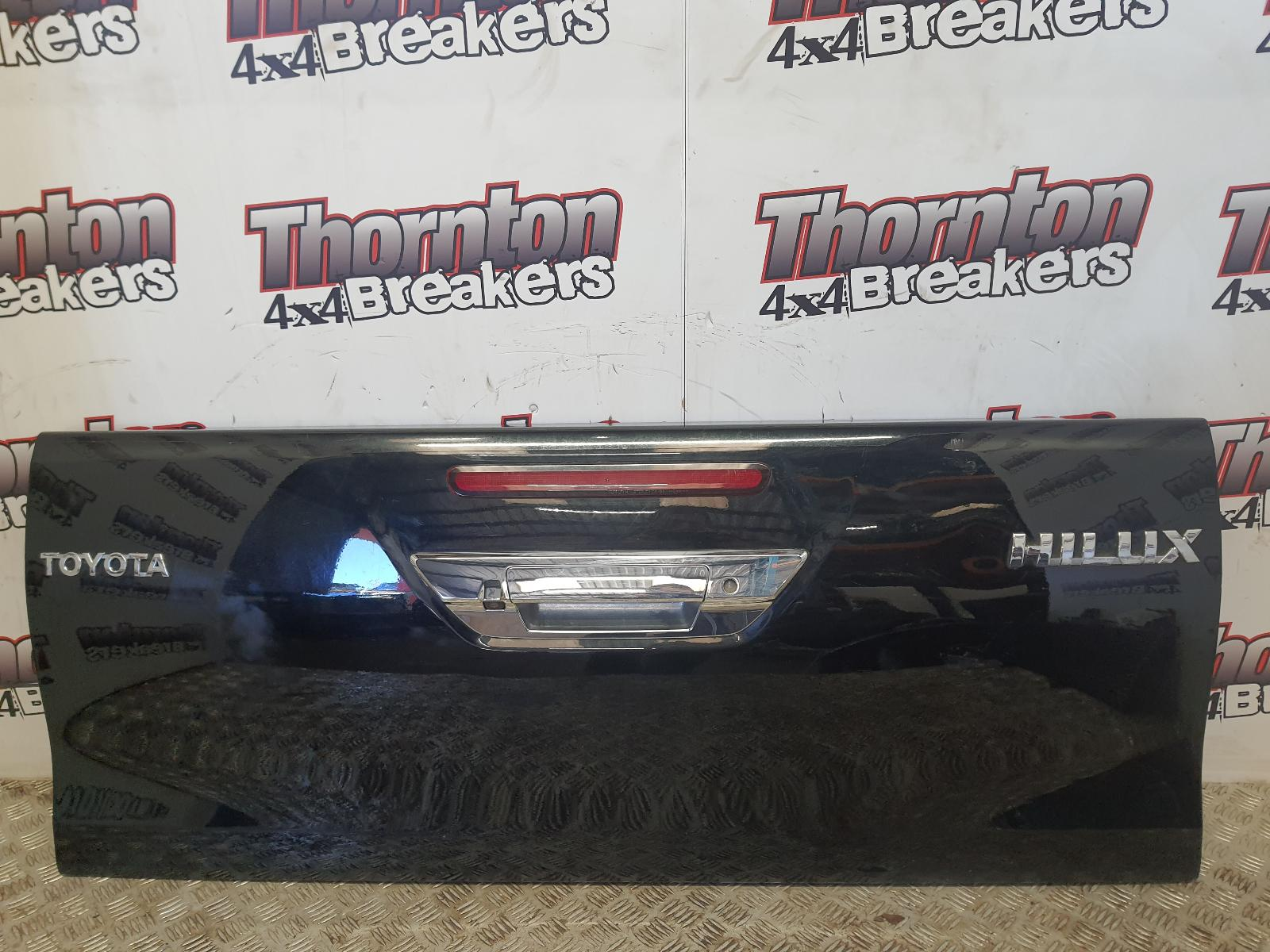 View Auto part Bootlid/Tailgate TOYOTA HILUX 2016