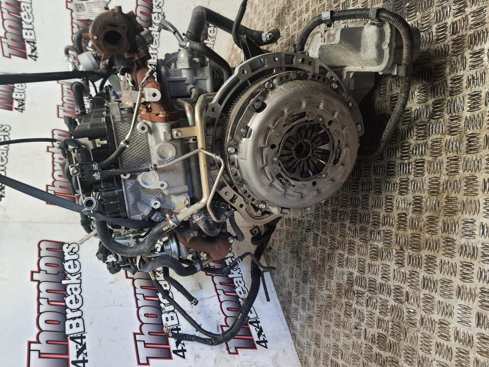 Image for a 2018 MITSUBISHI L200 2.4 Diesel 4N15 Engine