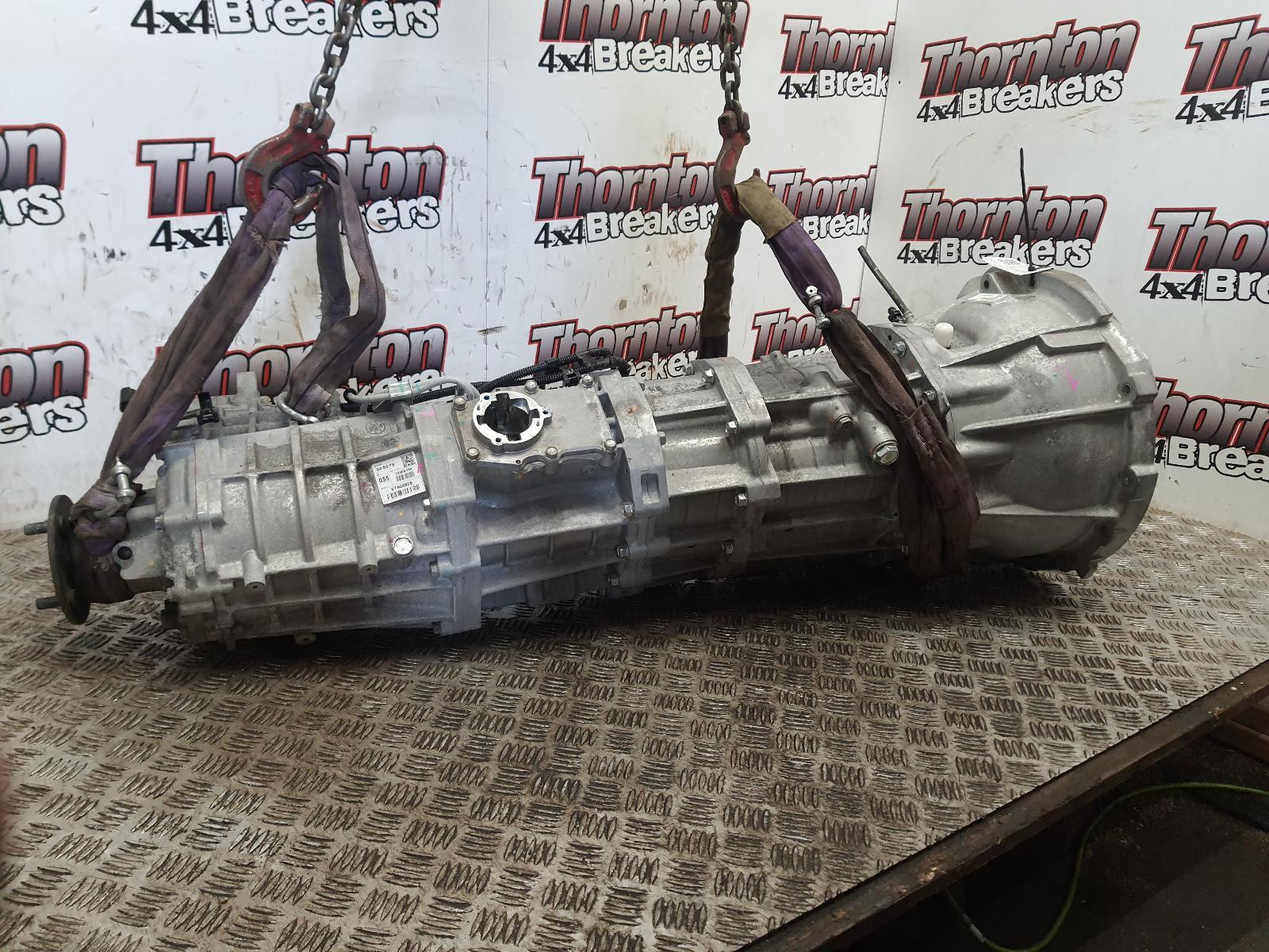 View Auto part Gearbox MITSUBISHI L200 2018