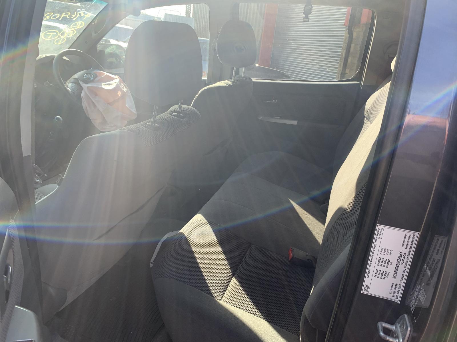 View TOYOTA HILUX 2012 4 Door Pickup