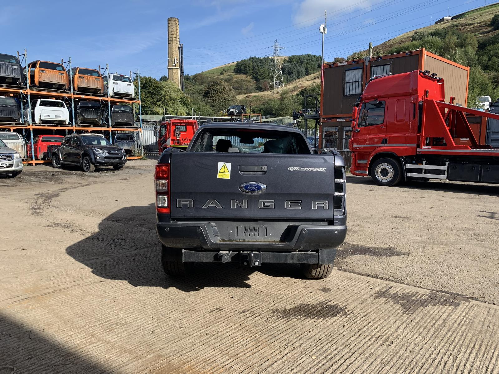View FORD RANGER 2020 4 Door Pickup
