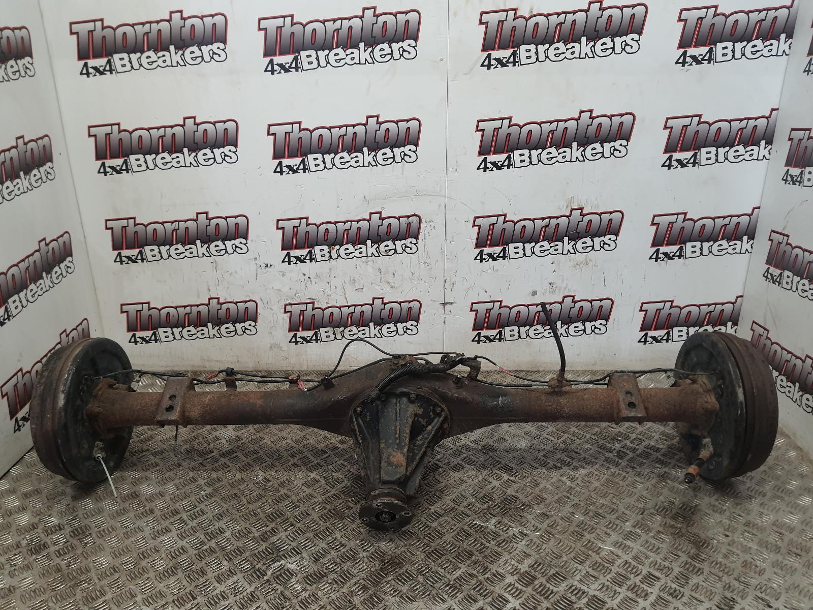 View Auto part Rear Axle Assembly TOYOTA HILUX 2007
